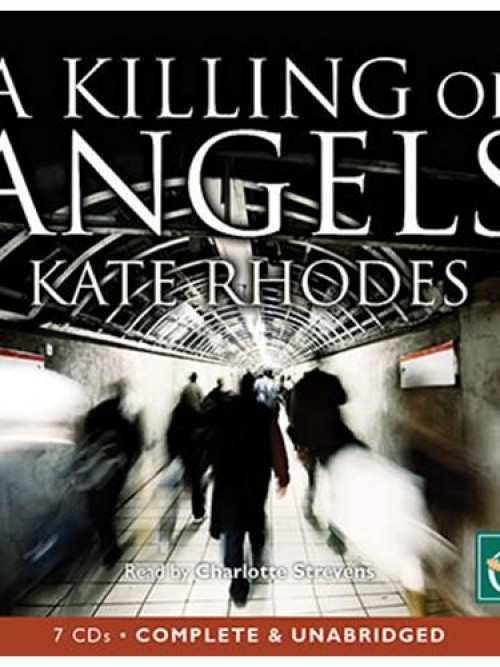 A Killing of Angels Cover