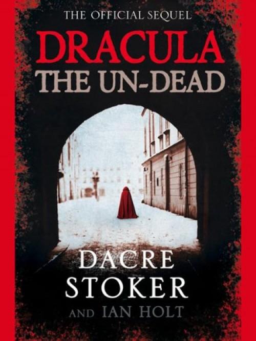 Dracula: The Un-dead Cover