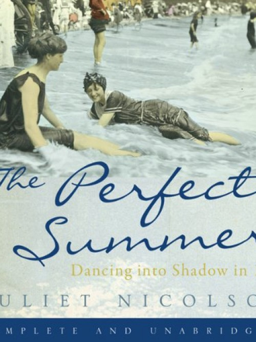 The Perfect Summer: Dancing Into Shadow In 1911 Cover