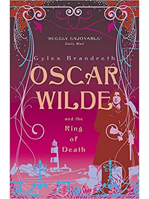 Oscar Wilde and the Ring of Death Cover