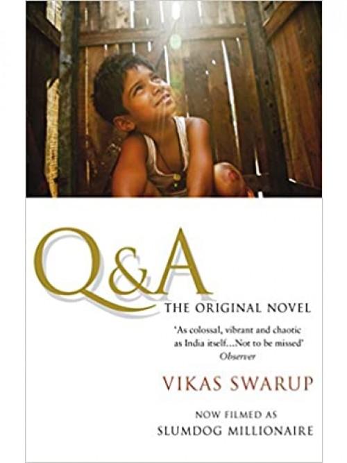 Q & A (filmed As Slumdog Millionaire) Cover
