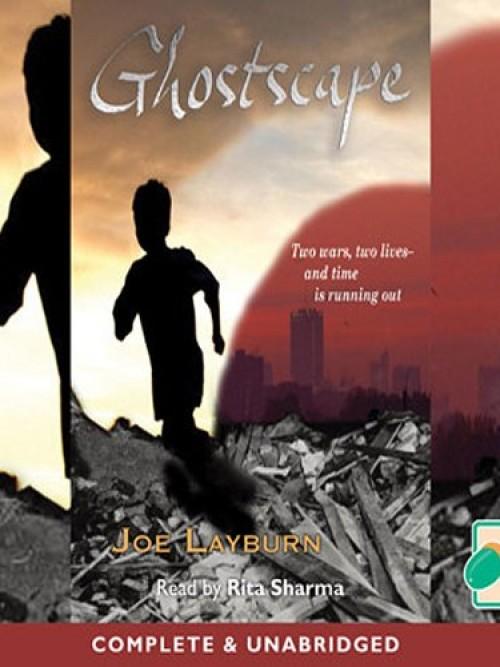 Ghostscape Cover