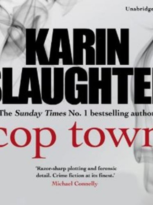 Cop Town Cover