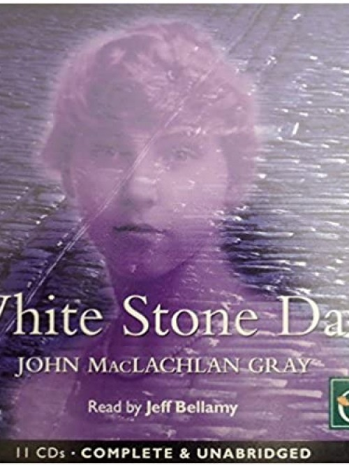 White Stone Day Cover