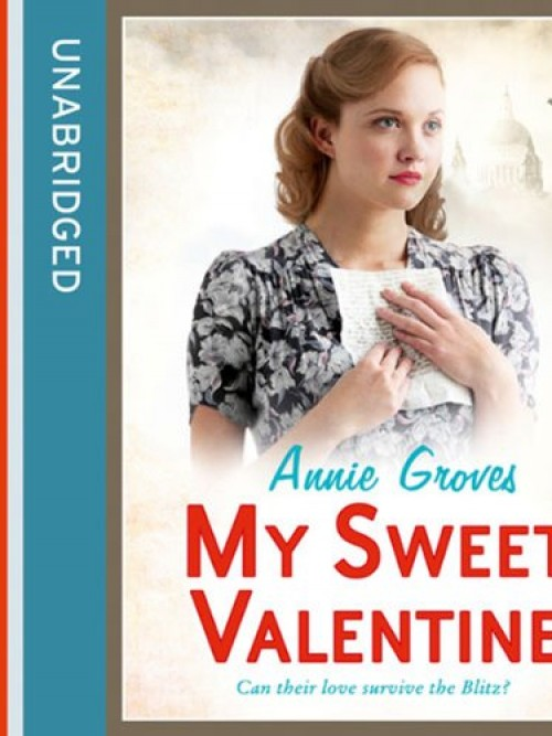 My Sweet Valentine Cover
