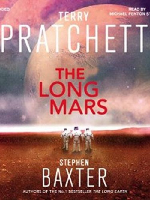 The Long Earth Series Book 3: The Long Mars Cover