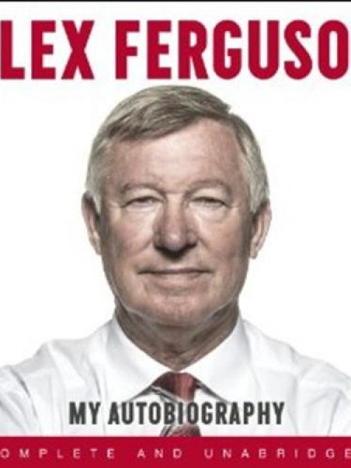 Alex Ferguson: My Autobiography Cover
