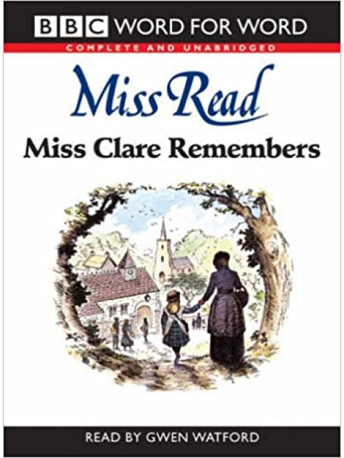 Miss Clare Remembers Cover