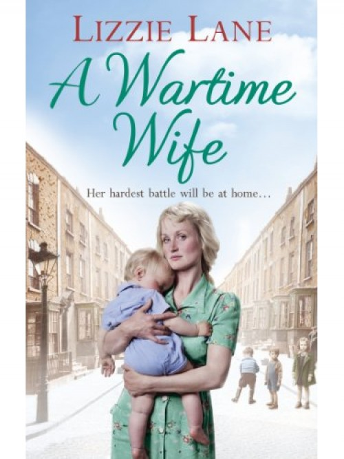 A Wartime Wife Cover