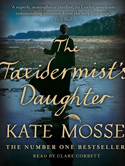 The Taxidermist's Daughter Cover