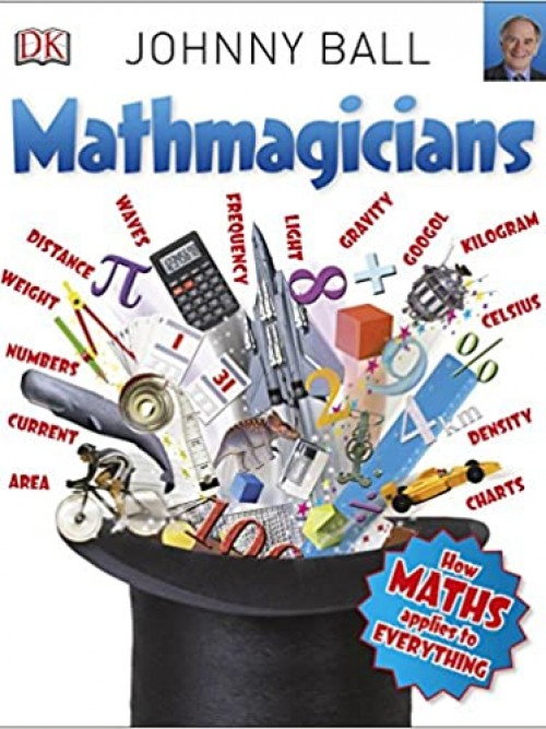 Mathmagicians Cover