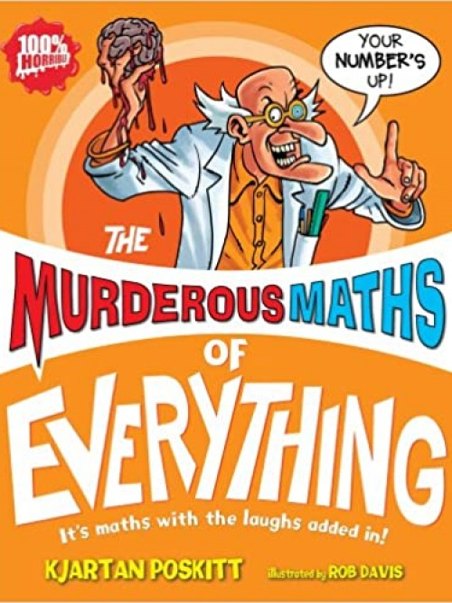 The Murderous Maths of Everything Cover