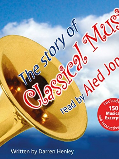 The Story of Classical Music Cover