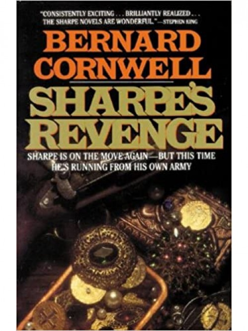 Sharpe's Revenge Cover