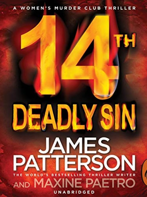 14th Deadly Sin Cover