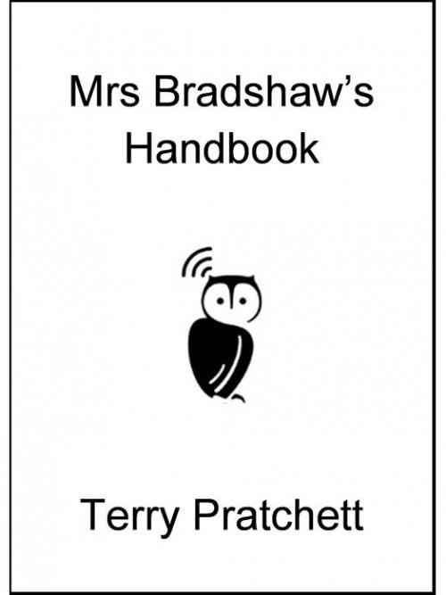 Mrs Bradshaw's Handbook Cover