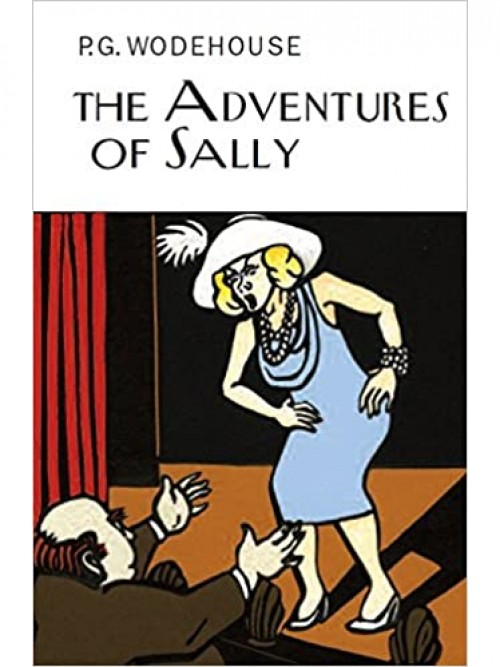 The Adventures of Sally Cover