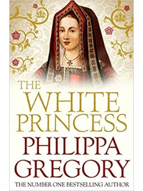 The White Princess Cover