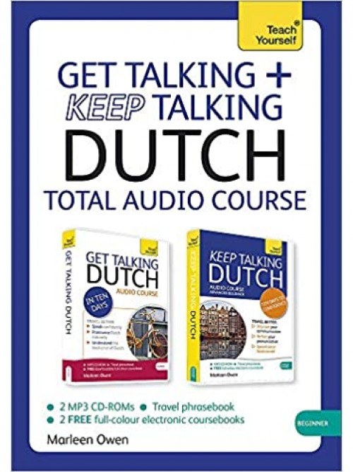 Get Talking and Keep Talking Dutch Cover