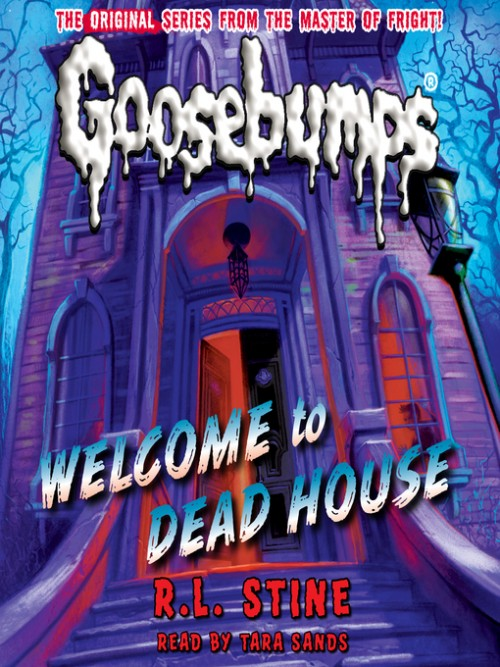 Goosebumps Series Book 1: Welcome To Deadhouse Cover