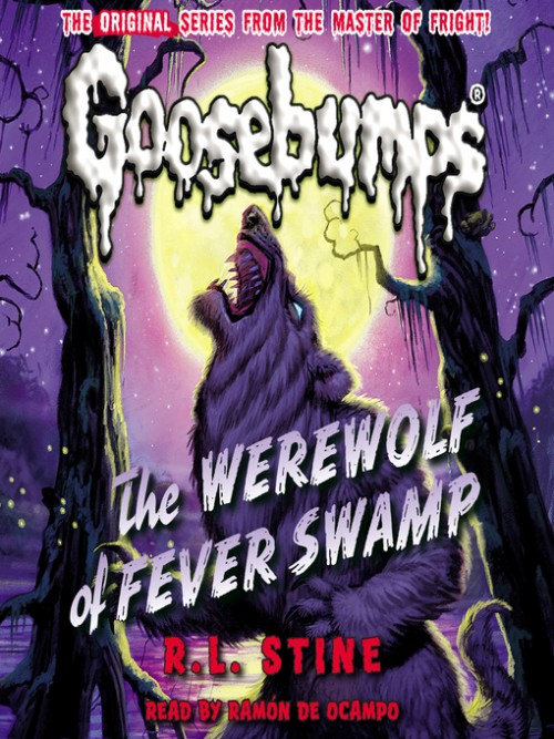 Goosebumps Series Book 14: The Werewolf of Fever Swamp Cover