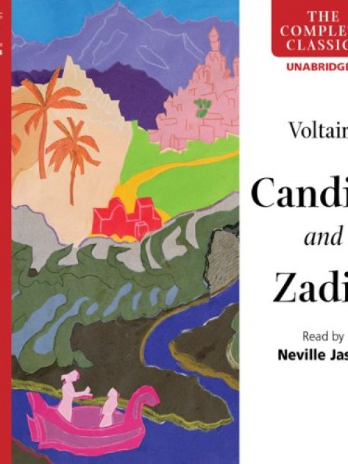 Candide & Zadig Cover