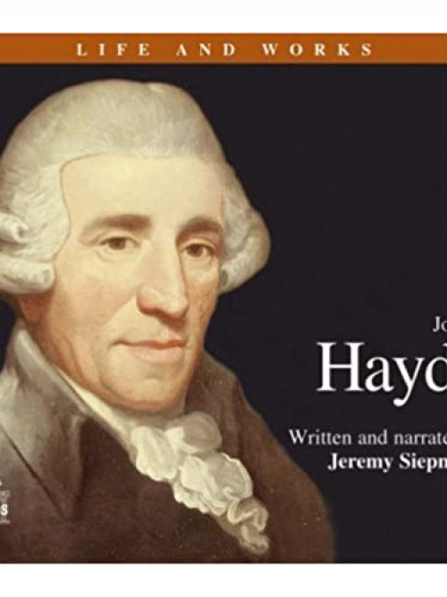 Life and Works: Haydn Cover