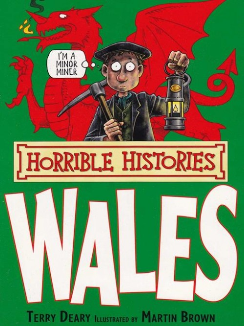Horrible Histories: Wales Cover