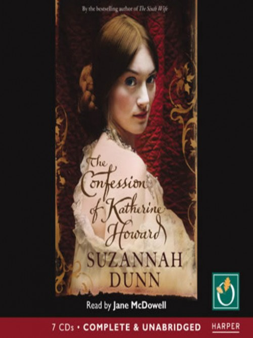 The Confession of Katherine Howard Cover