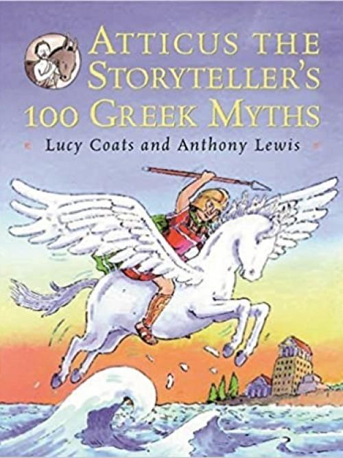 Atticus the Storyteller's 100 Greek Myths: Volume 2 Cover