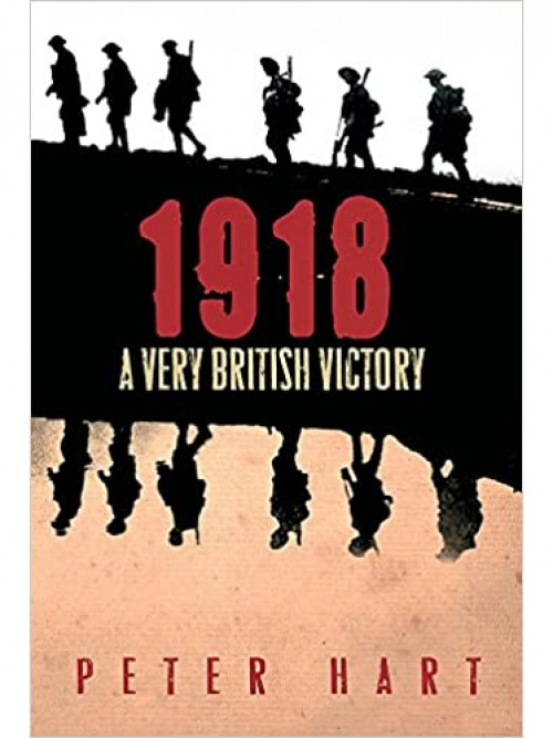 1918: A Very British Victory Cover