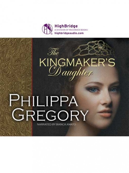 The Kingmaker's Daughter Cover