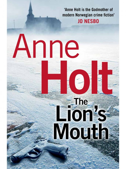 The Lion's Mouth Cover
