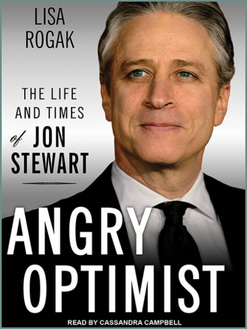 Angry Optimist Cover