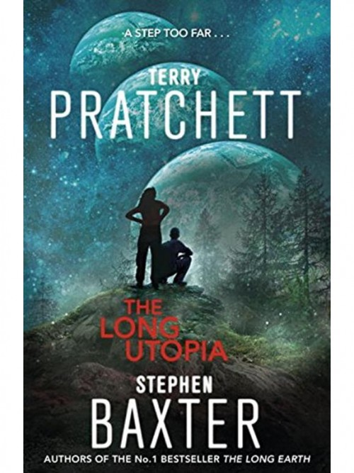 The Long Earth Series Book 4: The Long Utopia Cover