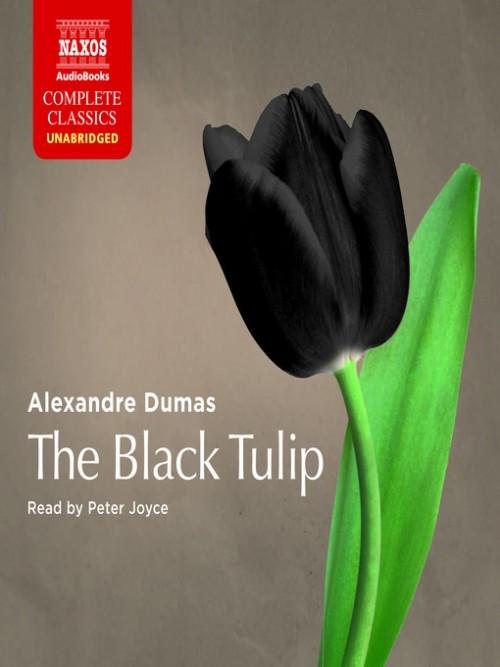 The Black Tulip Cover