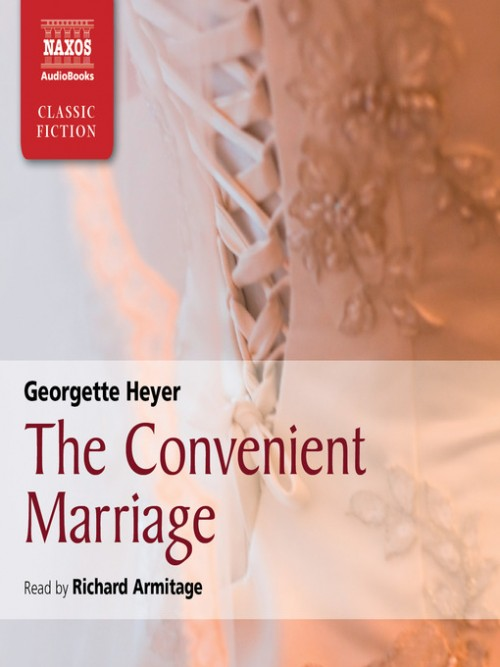 The Convenient Marriage Cover