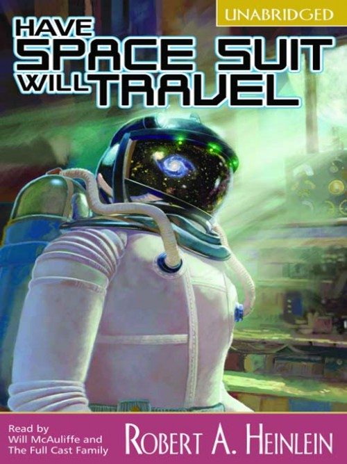 Have Space Suit, Will Travel Cover