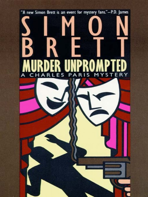 Charles Paris Mysteries Book 8: Murder Unprompted Cover