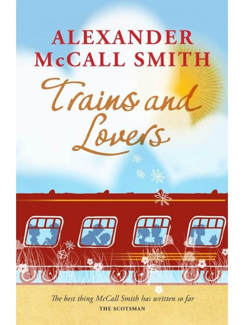 Trains and Lovers: The Heart's Journey Cover