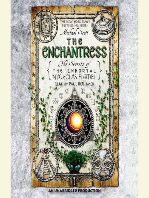 The Enchantress Cover
