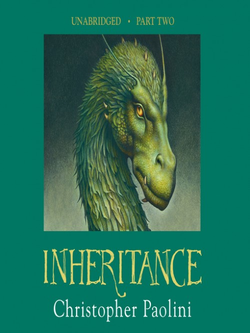 Inheritance, Part Two Cover