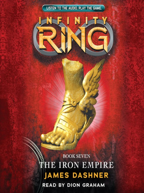 Infinity Ring Series Book 7: The Iron Empire Cover