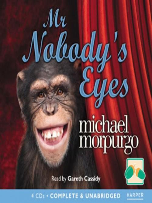 Mr Nobody's Eyes Cover