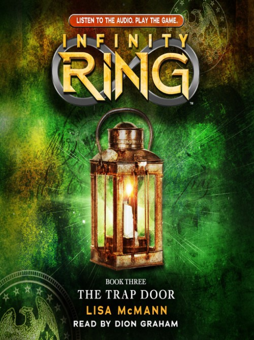 Infinity Ring Series Book 3: The Trap Door Cover