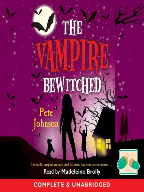The Vampire Bewitched Cover