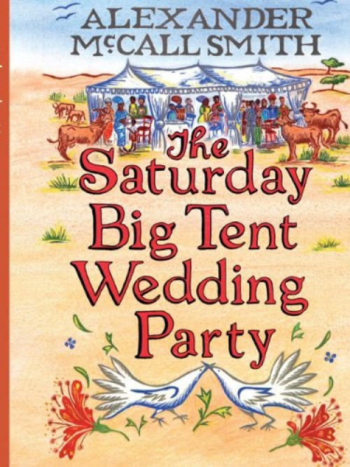 The Saturday Big Tent Wedding Party Cover