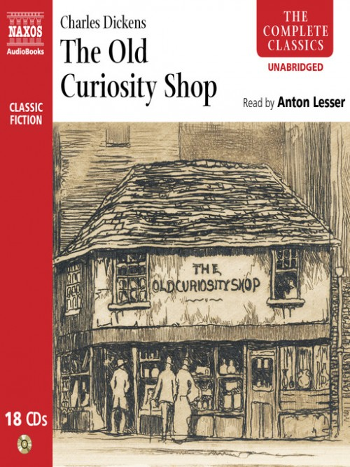 The Old Curiosity Shop Cover