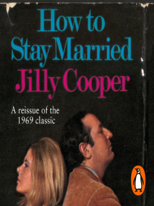 How To Stay Married Cover