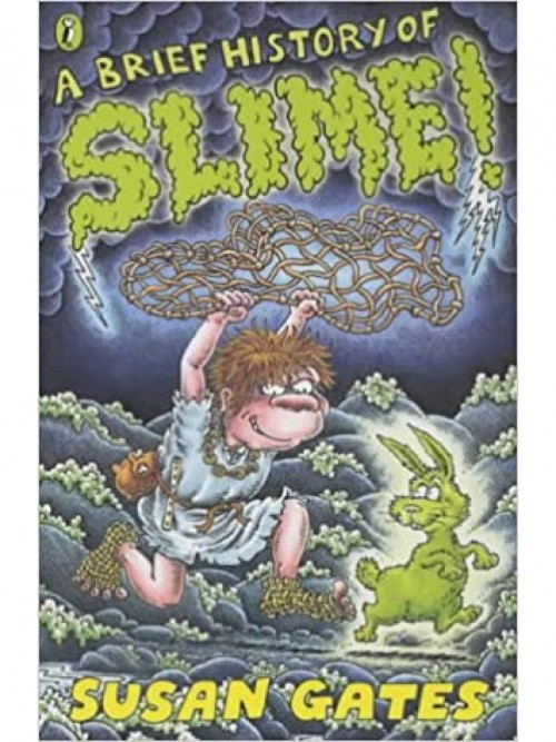 A Brief History of Slime! Cover